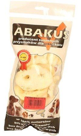 Abakus Nosy wieprzowe białe 100 g