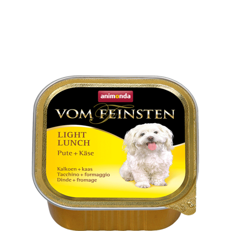 Animonda vom Feinstein Light Lunch Indyk Ser 150 g