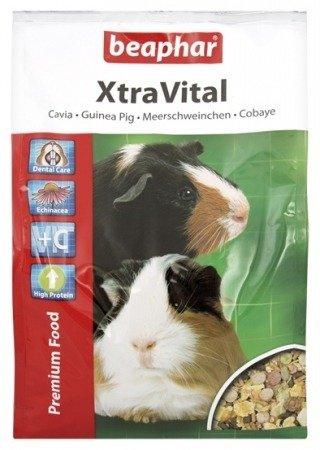 BEAPHAR XtraVital GUINEA PIG 2,5kg - karma dla świnek morskich