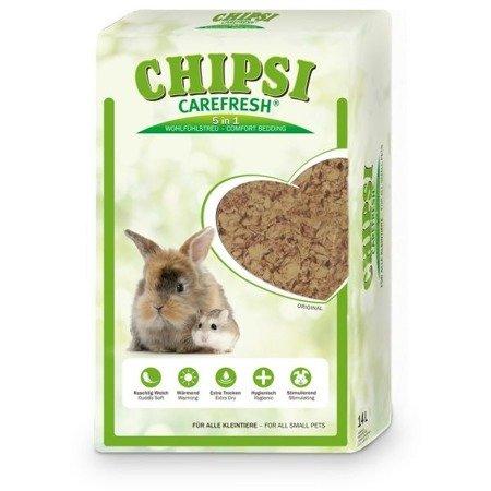 Chipsi Carefresh Natural Podściółka celulozowa 14 l
