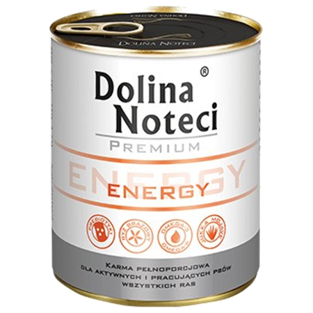 DOLINA NOTECI PREMIUM ENERGY 800 g