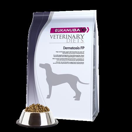 EUKANUBA Veterinary Diets Dermatosis FP dla psów 12 kg