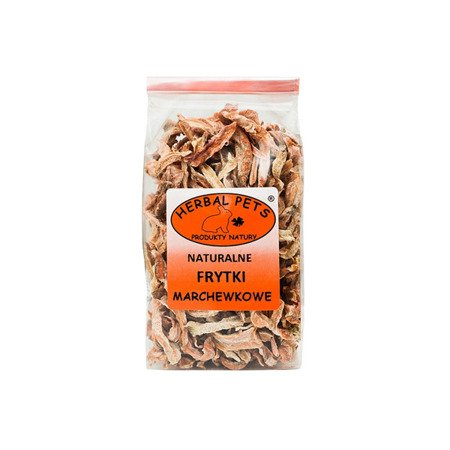 HERBAL PETS Frytki Marchewkowe 100 g