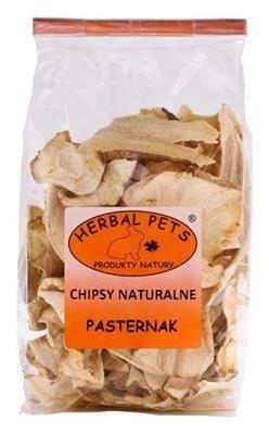 HERBAL Pets Chipsy naturalne Pasternak 125g