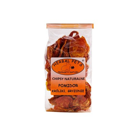 HERBAL Pets Chipsy naturalne Pomidor 40 g