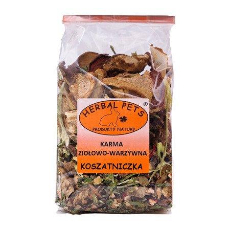 HERBAL Pets Karma ziołowo warzywna Koszatniczka 150 g
