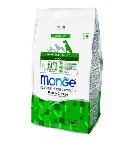 Monge Maxi Adult 3 kg