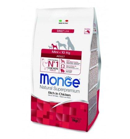 Monge Mini Adult 3 kg