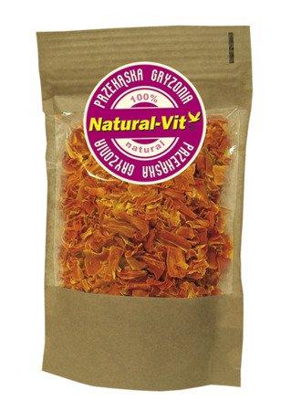 NATURAL-VIT Przekąska Marchew Suszona 60 g