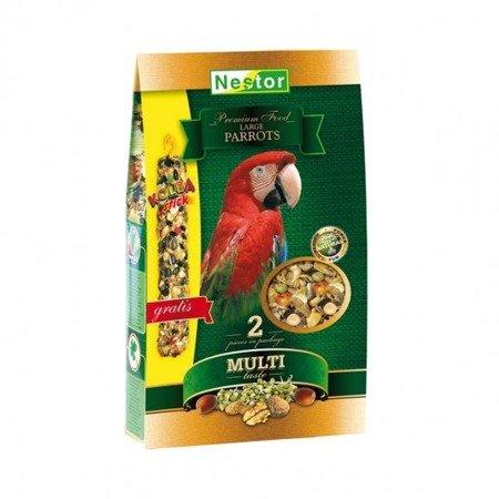 Nestor Pokarm Premium dla dużych papug 1400 ml (630 g)