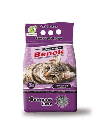 Super Benek COMPACT LAWENDA 5 l