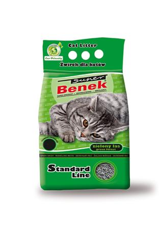 Super Benek STANDARD ZIELONY LAS 10 l