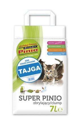 Super Pinio KRUSZON TAJGA Zbylający 7 l