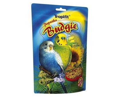 TROPIFIT Budgie - pełnowartościowy pokarm dla papużki falistej 700 g