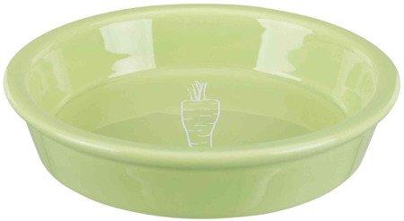 Trixie Miska ceramiczna dla małych zwierząt, pojemność 200 ml, średnica 14 cm