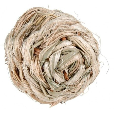 Trixie Piłka z dzwonkiem z trawy , średnica 6 cm TX-61821