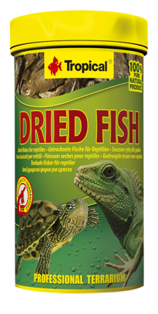 Tropical Dried Fish 100 ml suszone ryby