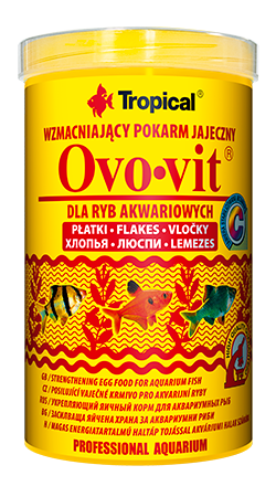 Tropical OVO VIT 250 ml / 50 g