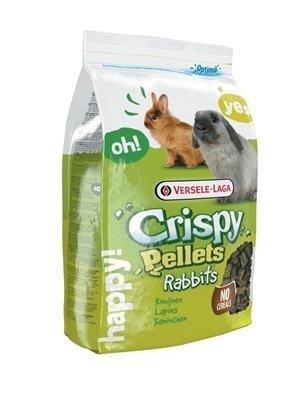 Versele Laga Crispy Pellets - Rabbits 2kg - granulat dla królików miniaturowych