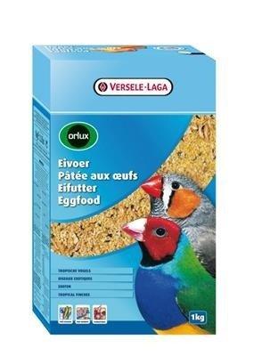 Versele Laga Orlux Eggfood Tropical Finches 1kg - pokarm jajeczny suchy dla ptaków tropikalnych
