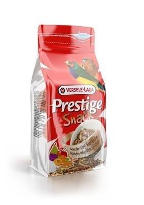 Versele Laga Prestige Snack Finches 125g - przysmak z owocami i insektami dla ptaków tropikalnych