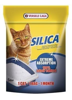 Versele Laga Silica 5l - żwirek silikonowy dla kotów