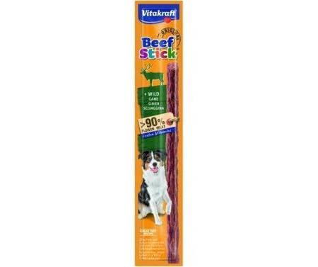 Vitakraft Beef Stick 1szt DZICZYZNA przysmak dla psów